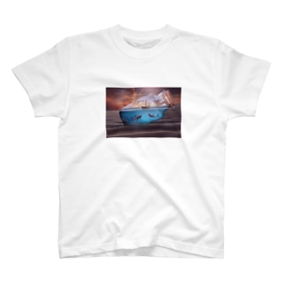 CABALA 鮫 T-shirts