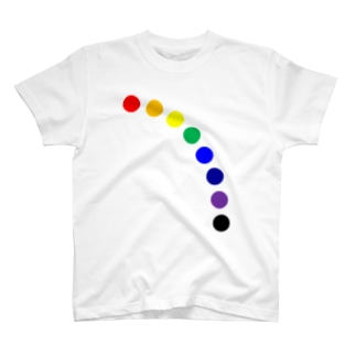 COLOR-RAINBOW T-shirts