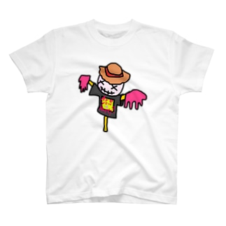 スケアクロウくん T-shirts