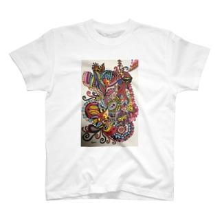 華 T-shirts