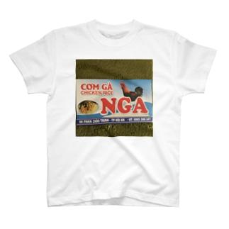 コムガー🐓🌈 T-shirts