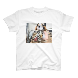イヌイヌ T-shirts