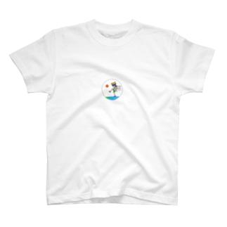 国際をもっと身近に!もっと簡単に! T-shirts