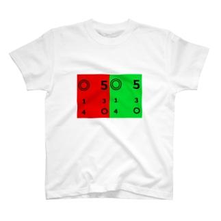 視力検査の例のアレ T-shirts