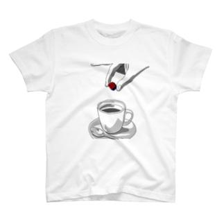 それ角砂糖じゃないよ!! T-shirts