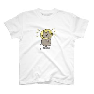 デグーのきいちゃん T-shirts