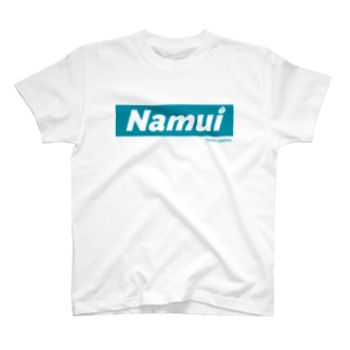 [月影サラカラー] Namui T-shirts