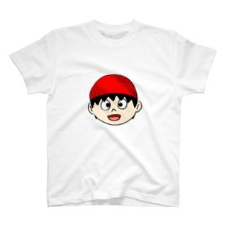 チギリーTシャツA T-shirts