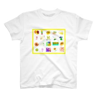 オールヒマワリ T-shirts