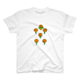 ミカンハイスクール T-shirts