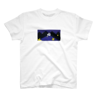 星降夜 T-shirts
