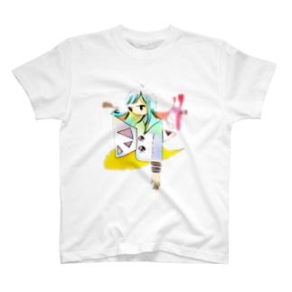 めそめそちゃん T-shirts