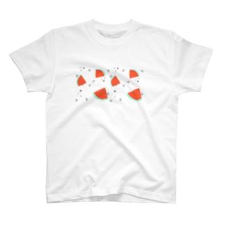 すいすいすいか🍉 T-shirts