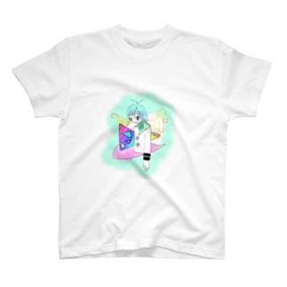 続:めそめそちゃん T-shirts