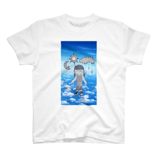 ペンアート T-shirts