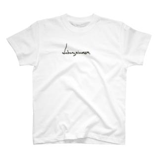 クソカッコイイサイン T-shirts