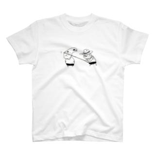 むしとり T-shirts