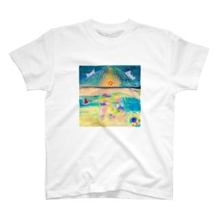 アマビエ*疫病退散* T-shirts
