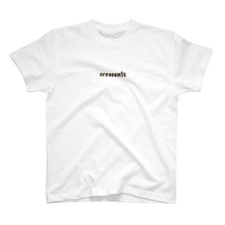 crescente Tshirt T-shirts