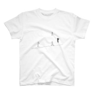 前 T-shirts