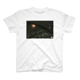 リアルナニチジョウ T-shirts