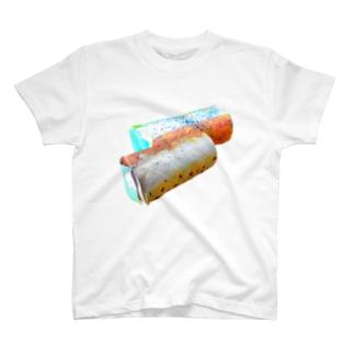 筒に包まれて T-shirts