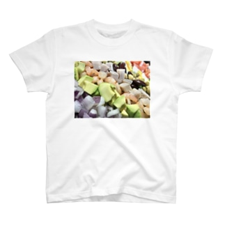 コブサラダ T-shirts