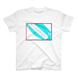 これをまわす T-shirts