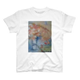Pencil_Vanillaのアンニュイ〜昼下がりの微睡み T-shirts