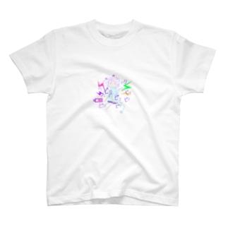 ビリビリ T-shirts