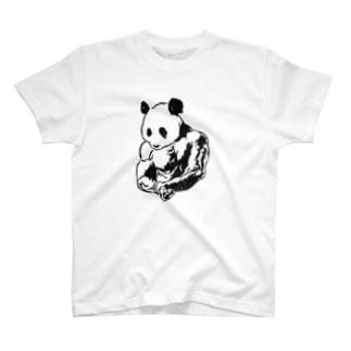 マッスルパンダ T-shirts