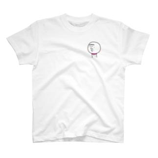 てるざえもん T-shirts