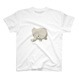 パオパオ 透過 T-shirts