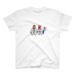 トュースシリーズ OK T-shirts