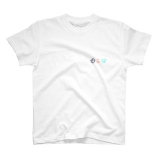 ヒトシオムSHOPのちっちぇ〜マーク T-Shirt