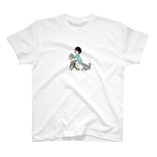 幼なじみ T-shirts