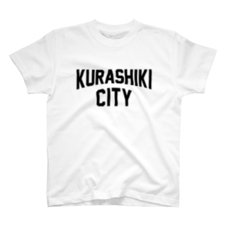 JIMOTO Wear Local Japanのkurashiki city 倉敷ファッション アイテム T-shirts