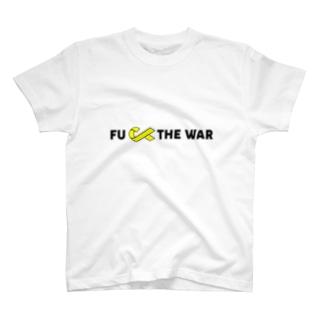戦争なんて T-shirts