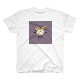 CAPTAIN'S DONUTS (濃色) T-shirts