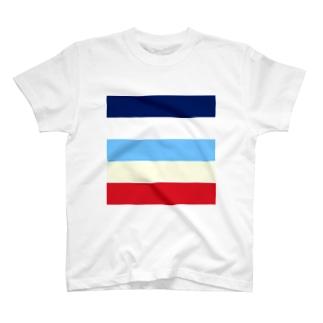 Marine Stripes T-shirts