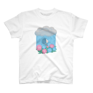 つゆガール T-shirts