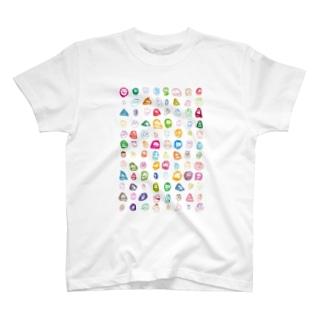 えんじのえ T-shirts