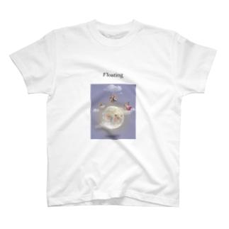 Floating T-shirt T-shirts