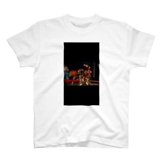石見神楽 T-shirts