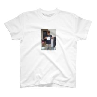 俺のガンフィンガー T-shirts