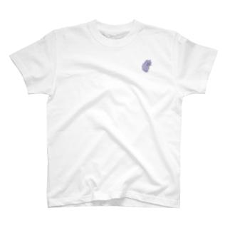 半透明アニマル ねこ T-shirts