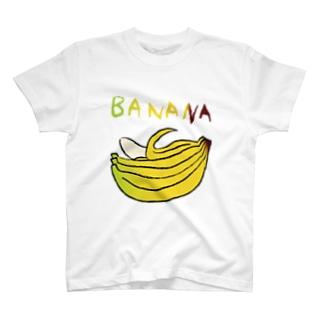 ばなな T-shirts