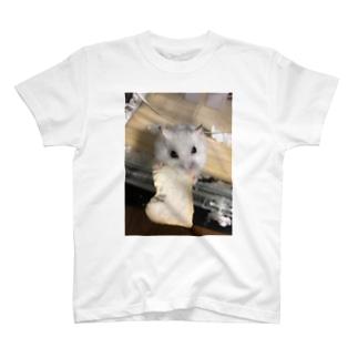 かわいいはむ T-shirts