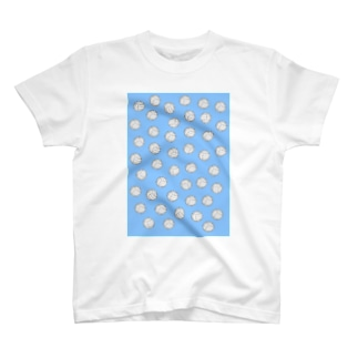 バレーボール Skyblue T-shirts