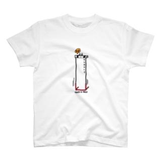 ハイなハードル T-shirts